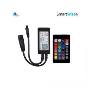 Pametni WiFi Kontroler za RGB LED Trake